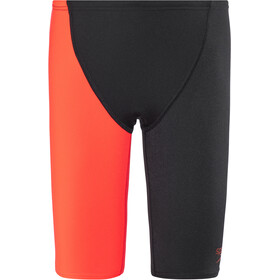 speedo Fastskin Endurance+ High Waist Bañadores Niños, black/siren red